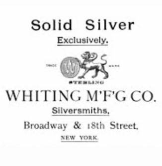 Whiting MFG Co